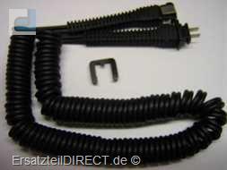 Braun Spiralanschlußkabel (1,5m o.Netzteil) Syncro