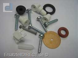Braun Kleinteileset Schrauben Dichtungen für 3718