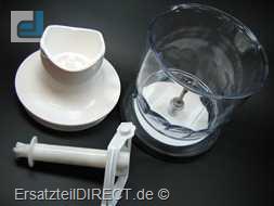 Braun Behälter +Ersatzmesser Kompaktzerkleine 4191