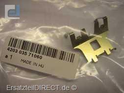 Philips Haltefeder für Schereinheit HQC442 /HQC485