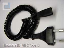 Rasierer Ladekabel / Netzkabel 230V (schwarz) #