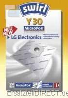 Swirl Staubsaugerbeutel Y30 (Y230 /LG Electronics)
