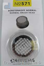 Carrera Bürstenkopf Normal für CRR571 Facial Clean
