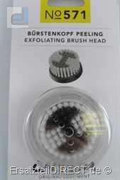 Carrera Bürstenkopf Peeling zu CRR571 Facial Clean