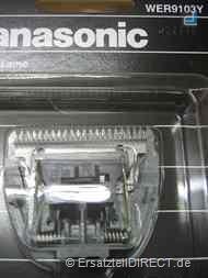 Panasonic Ersatzmesser WER9103Y ER5209 CA35  CA70