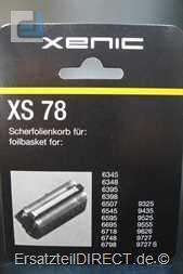 Xenic / Grundig Scherfolie XS78 (RPS7800 GS78)