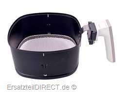 Philips Heißluft-Fritteuse Korb +Gitter HD9216/80
