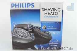 Philips Scherkopf-Set RQ12+ Philishave SensoTouch