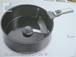 DeLonghi Fritteuse Behälter +Mischer FH1396 FH1394