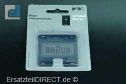 Braun Rasierer Scherblatt 550 für intercontinental