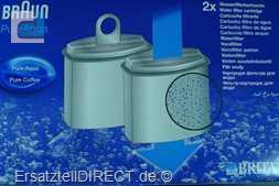 Braun / Brita Wasserfilter PureAqua KWF2 3104 3105