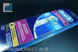 Braun OralB Zahnbürstenaufsatz MicroPulse EB25 4er