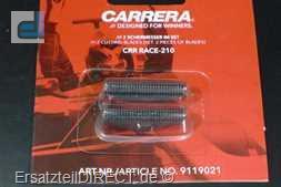 Carrera Rasierer Klingenblöcke 9119021 zu Redline