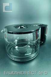 Philips Kaffeekanne Glaskrug Ersatzkanne zu HD7751