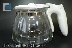 Philips Kaffeekanne Glaskanne  HD7447 HD7461 #
