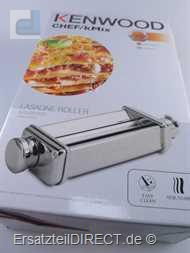 Kenwood Pastaschneidaufsatz AX980ME Pasta-Walze