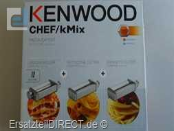 Kenwood Nudelwalzen-Set MAX980ME Pasta-Walze-Set