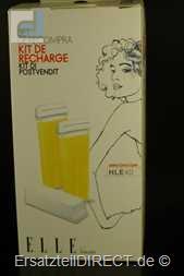 Beurer Haarentfernungs-Wachs Nachkaufset für HLE40