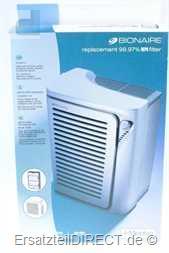 Bionaire HEPA Filter für BAP615/BAP625