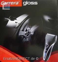 Carrera Rasierer GLOSS Serie Modell 9113031