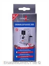 Ceragol Kaffeemaschinen Premium Entkalker Tabs 6er