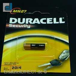 Duracell Batterie MN27 LR27A A27 / BG1 (12Volt)