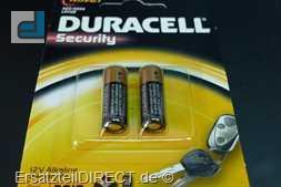 Duracell Batterie MN21 BG2 (2er-Pack) 12Volt