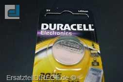 Duracell Knopfzelle Lithium 2025 B1 (3Volt) CR2025
