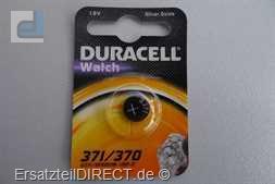 Duracell Uhren Knopfzelle 370/371 (1Stk.) 1,5Volt