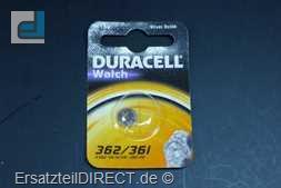 Duracell Knopfzelle 362/361 B1 Uhr-Batterie (watch