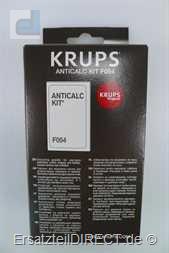 Krups Espressomaschinen Entkalker F054 (2x40g)