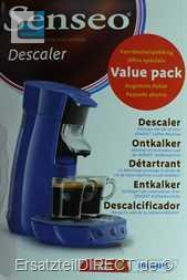Philips Senseo KaffeemaschinenEntkalker HD7012/00