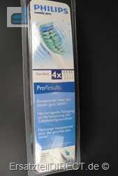 Philips Ersatzbürste / Zahnbürsten FlexCare HX6014