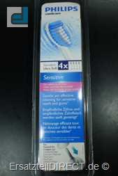 Philips Ersatzbürste Sensitive Bürstenköpfe HX6054