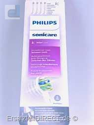 Philips Sonicare InterCare Mini Bürste HX9014 4er