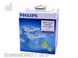 Philips Reinigungsflüssigkeit JC 302 für S9000 2er