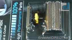 SPARPACK+ Braun Kombipack 51B inklusiv 3erCCR Pack