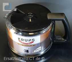 Krups Kaffeemaschine Glaskanne für ProAroma Plus