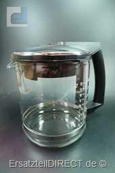 Krups Kaffeemaschine Glaskanne für Cafe Line T8
