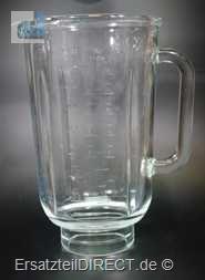 Kenwood Mixer Glasbehälter Mixaufsatz AT338 BL900
