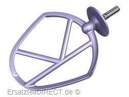 Kenwood Küchenmaschine K-Rührer Aluminium zu Major
