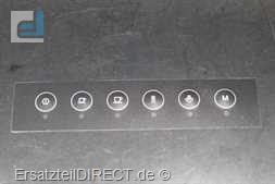 Krups Espressomaschine Label für Typ F897