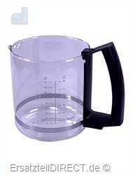Krups Kaffeemaschine Glaskanne sw für Cafe Line T8