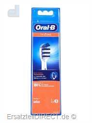 Braun Oral-B Aufsteckbürste TriZone 3er Pack
