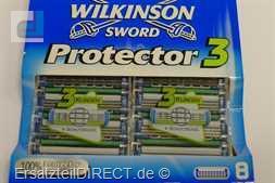 Wilkinson Ersatzklingen Protector 3 / 8er sword
