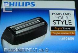 Philips StyleShaver Scherfolie Klingenblock QS6101