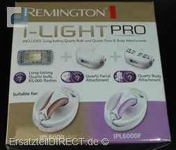 Remington Lichtkartusche-Set SP6000FQ zu IPL6000