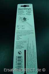 Scanpart Aufsteckbürsten 4er-Pack passend Oral-B*