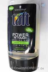 Schwarzkopf/ taft Power n touch Styling GEL 150ml.