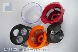 Moulinex Entsafter Schraube Filter zu ZU500800/350